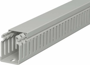 Obo Bettermann Slotted Cable Trunking System Lkv50037gr Lkv 50037 Elektrotools De