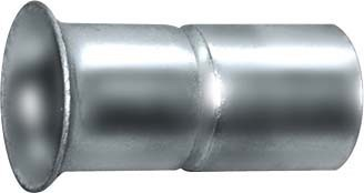 Terminal sleeve for installation tubes Metal Other 20890025