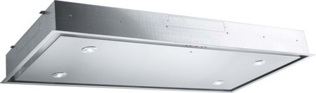 Cooker hood Built-in Stainless steel Stainless steel 396339