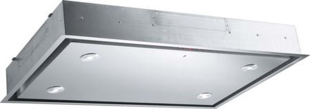 Cooker hood Built-in Stainless steel Stainless steel 396338