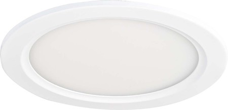 Recessed mounted ceiling- and wall luminaire LED 12174073