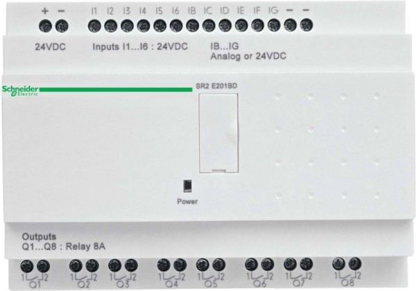 schneider ethernet switch
