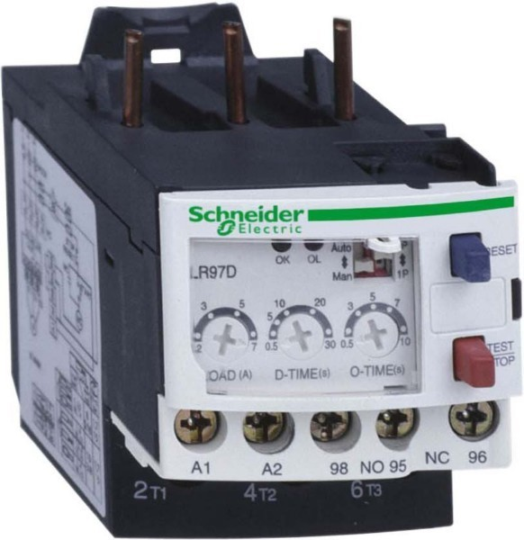 Schneider Electric Electronic overload relay LR97D25B
