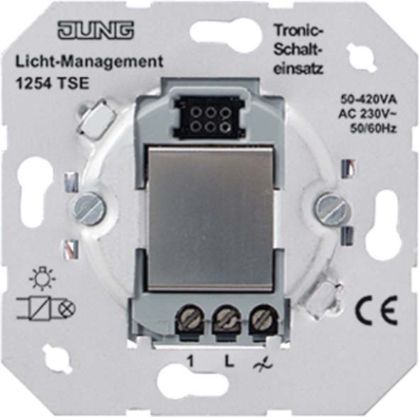 Electronic switch Basic element Tronic Capacitive load 1254TSE
