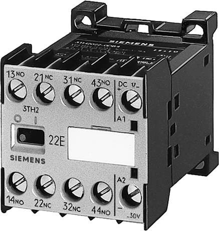 Contactor relay 24 V 3TH20400BB4