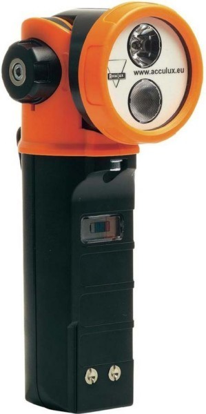 Explosion proof pocket torch Other Built-in accu LED 458481