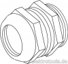 Cable screw gland